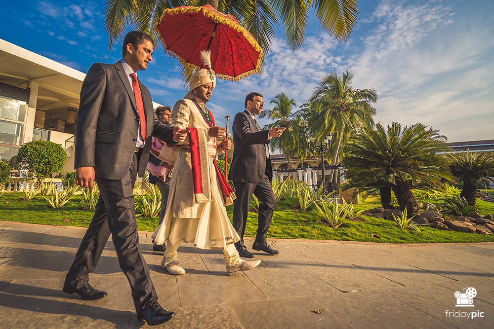 Destination Wedding in Goa By FridayPic.com